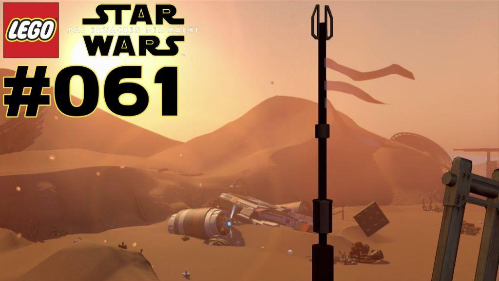 LEGO STAR WARS DAS ERWACHEN DER MACHT #061 Jakku Kelvinklamm ★ Let's Play Force Awakens [Deutsch]