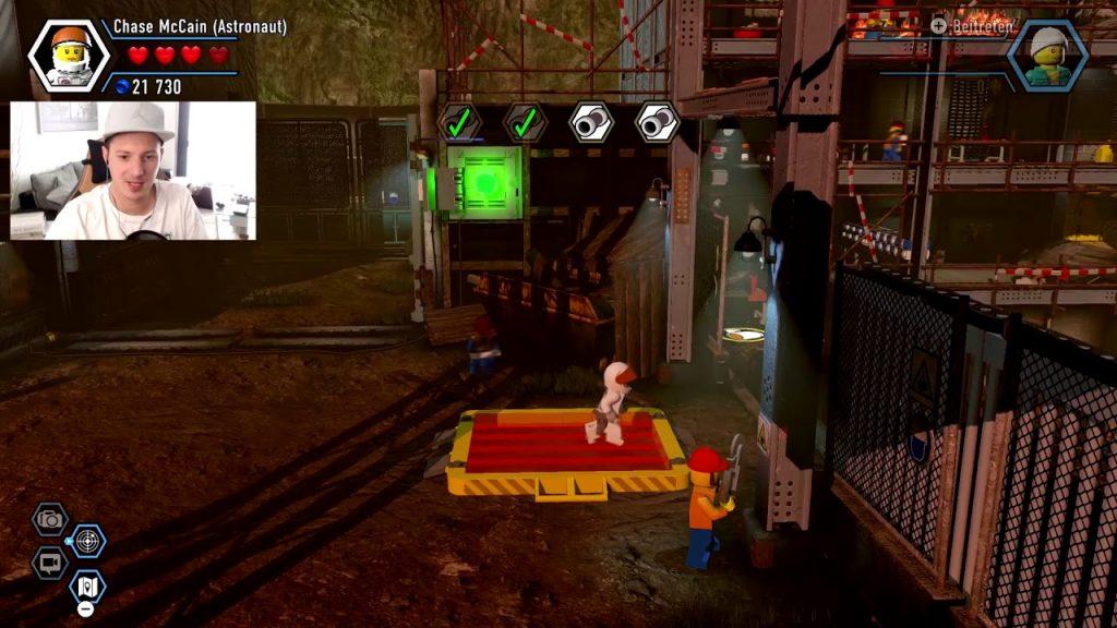 AUF'M BAU | Folge 33 | Lego City Undercover
