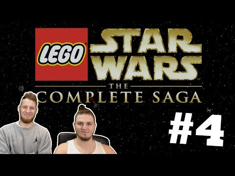 TIEŠRAIDE | LEGO STAR WARS: COMPLETE SAGA #4