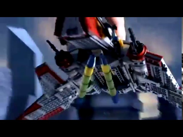 LEGO Star Wars  Shuttle  TV commercial