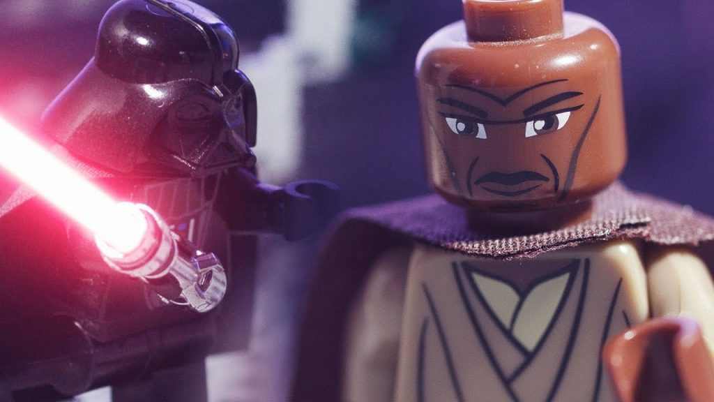LEGO Star Wars – The Return of Mace Windu