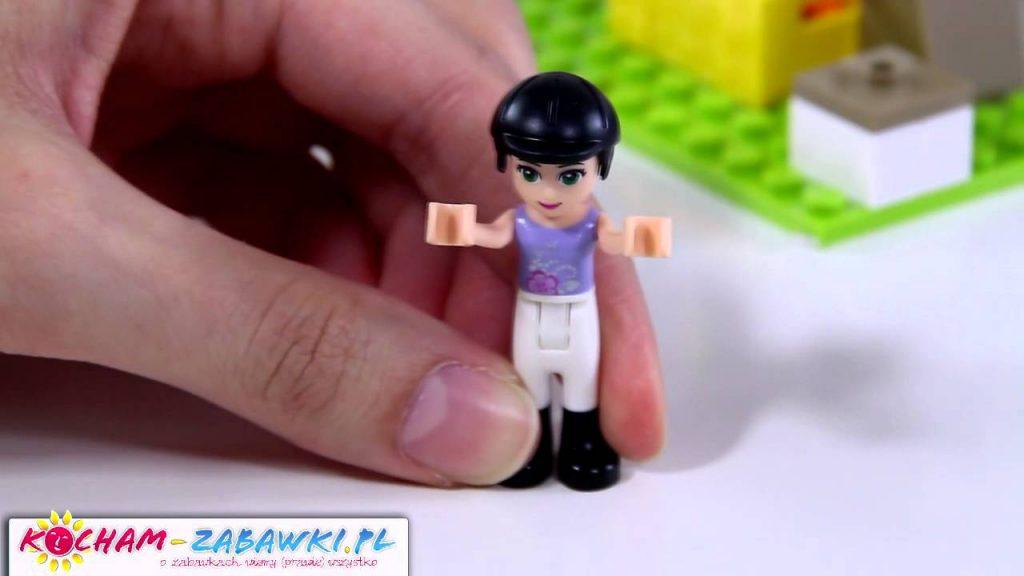 Emmas Horse Trailer / Przyczepa Dla Konia Emmy – Lego Friends – 3186