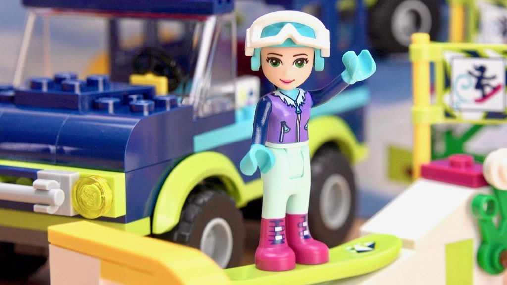 LEGO Friends 41321 Snow Resort Off-Roader