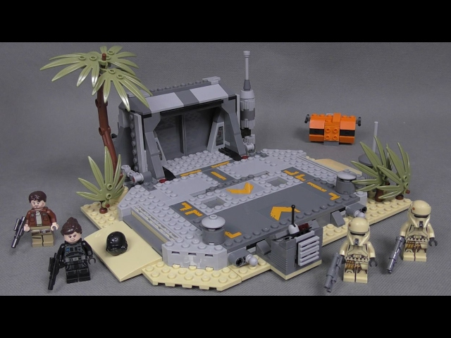 Recenzja LEGO Star Wars – Zestaw 75171 – Battle On Scarif