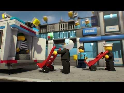 LEGO City Mini Movie – Hot Chase