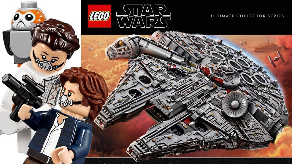LEGO Star Wars Millennium Falcon 2017 UCS Set – My Thoughts!