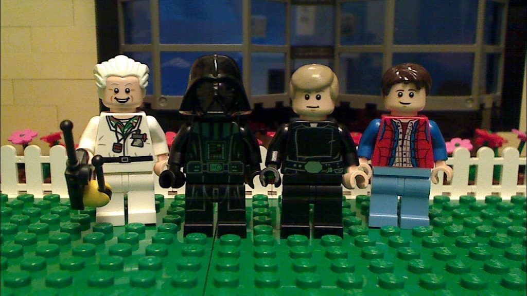 Lego Star Wars – At Home with the Skywalkers 5
