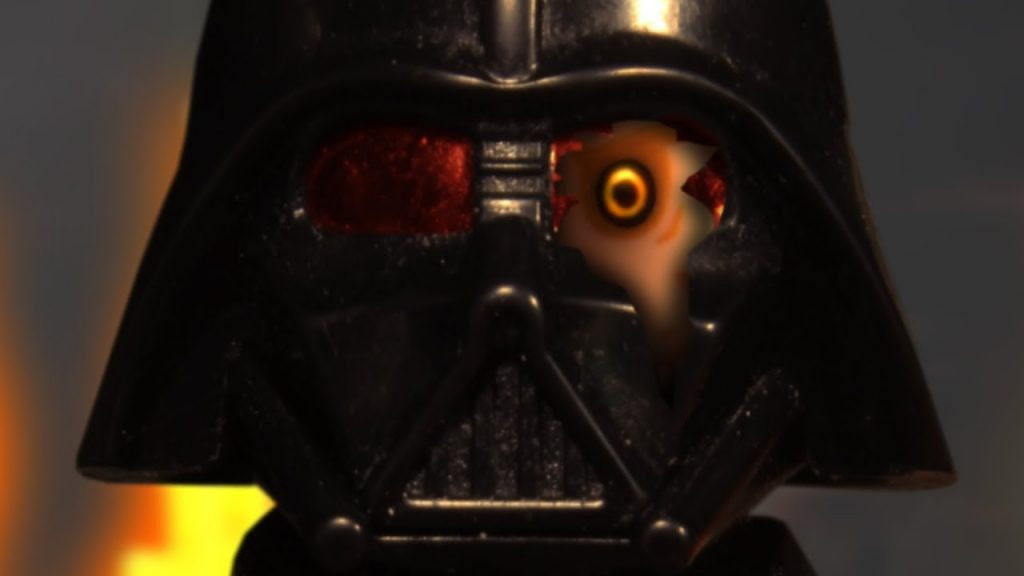 LEGO STAR WARS – Darth Vader vs Rebels Brickfilm