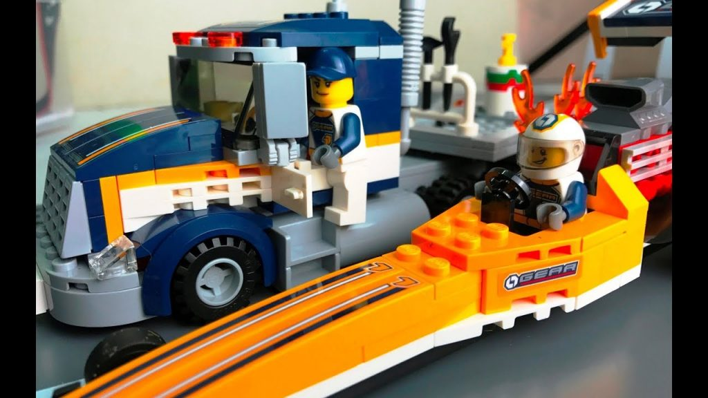 Lego City 60151 Brick Builder – Lego Cars  Cartoon for Kids / SeeS2
