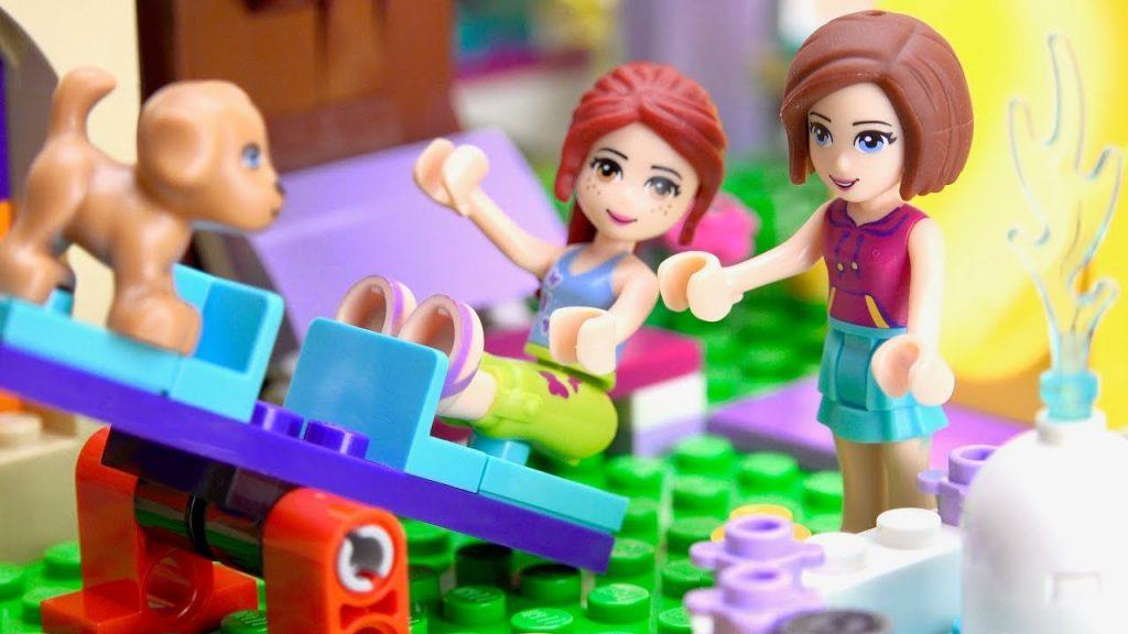 LEGO Friends 41325 Heartlake City Playground