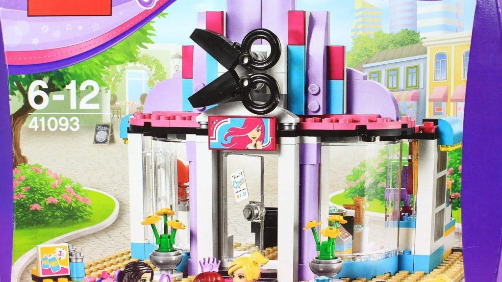 Heartlake Hair Salon / Парикмахерская – Lego Friends / ЛЕГО Подружки – 41093