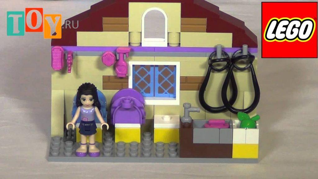 Конструктор Лего Подружки (Lego Friends) Школа верховой езды 3185