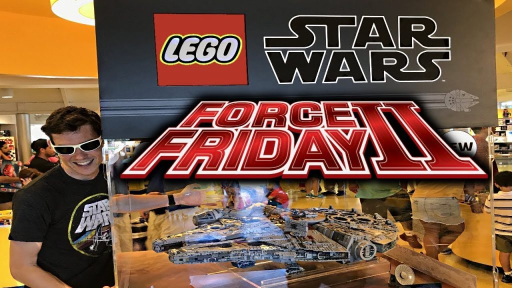 LEGO Star Wars Force Friday 2017 – The Quest for Free LEGO!