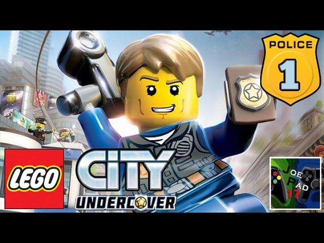 BENVENUTI A LEGO CITY! | LEGO CITY UNDERCOVER EP.1 (HD)