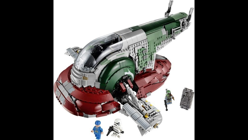 All Lego Star Wars sets from 2015