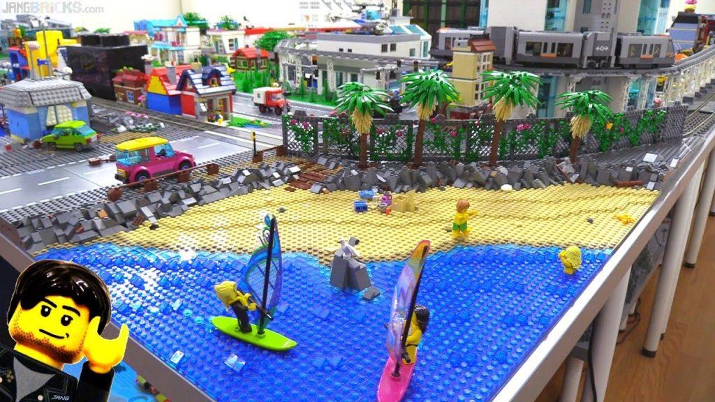LEGO City update & expansion re-work: Progress 6