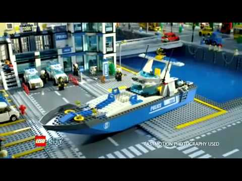 LEGO City – Police Boat 7287