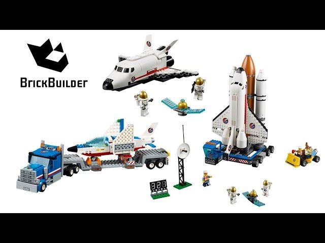 Lego City Space 2017 Compilation – Lego Speed Build