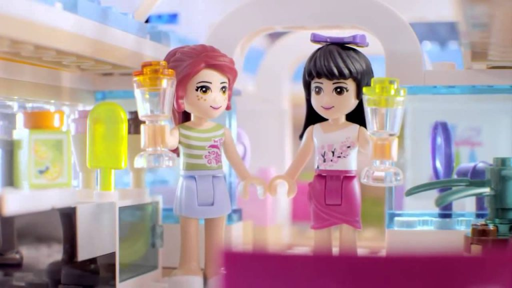 Jacht 41015 – Lego Friends – PL