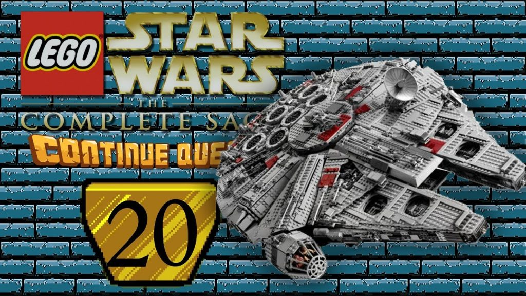 LEGO Star Wars – FINALE – ContinueQuest