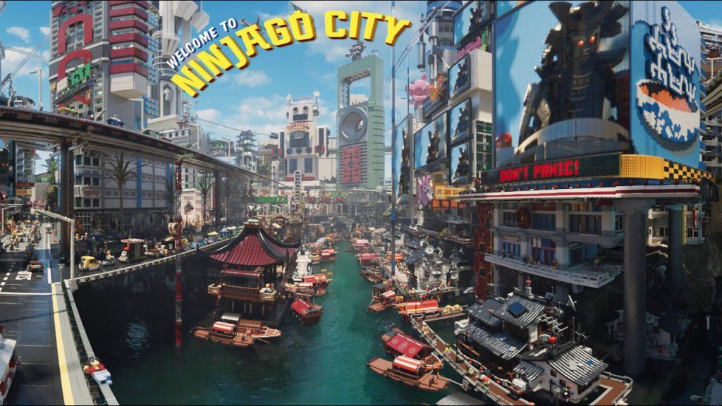 NINJAGO City 360 – LEGO NINJAGO Movie