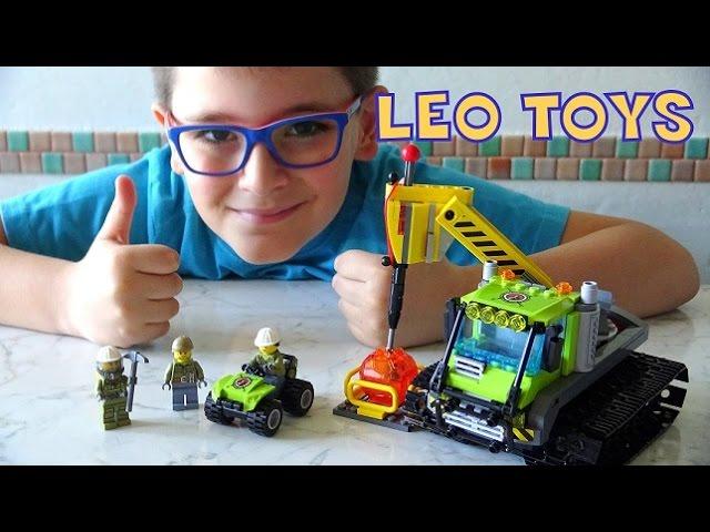 NUOVO LEGO CITY – Leo Toys