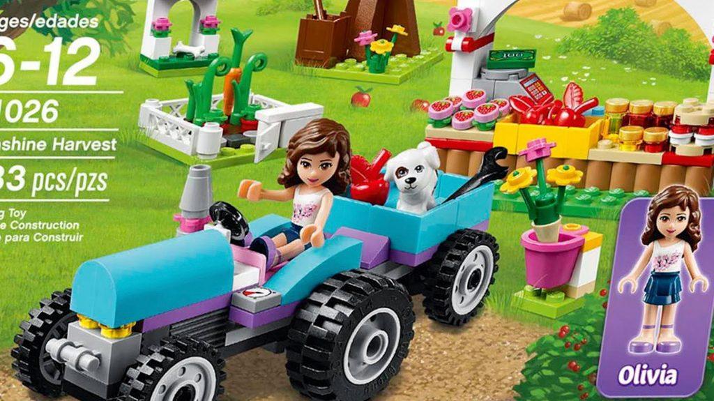 Sunshine Harvest / Owocowe Zbiory 41026 – Lego Friends – www.MegaDyskont.pl