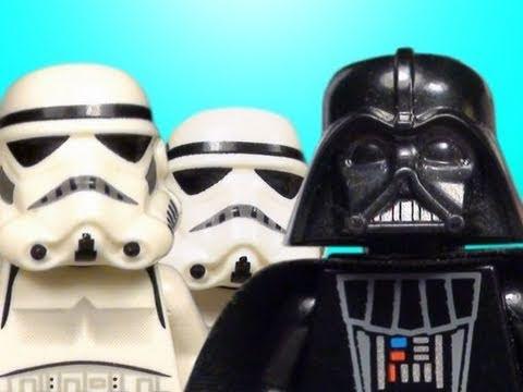 Lego Star Wars – Blackmailing Vader