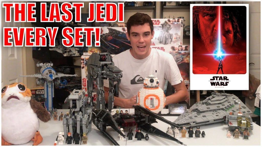 EVERY LEGO Star Wars The Last Jedi Set! | Which Last Jedi LEGO Set Is The Best?