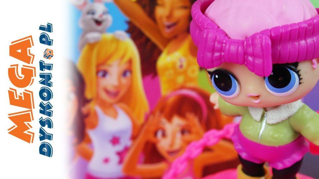 LOL Surprise • Seans LEGO® Friends • Filmy DVD & Cupcake Surprise • Bajki