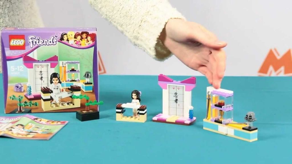 Demo – Emma Karate Class / Lekcja Karate Emmy 41002 – Lego Friends – www.MegaDyskont.pl