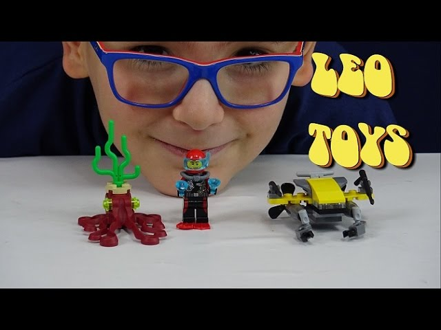 LEGO CITY DI LEONARDO – Leo Toys