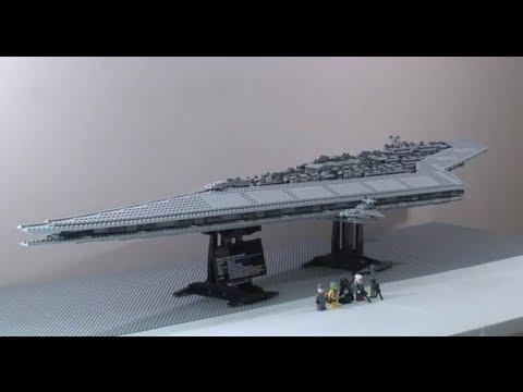 LEGO Star Wars Super Star Destroyer Review 10221