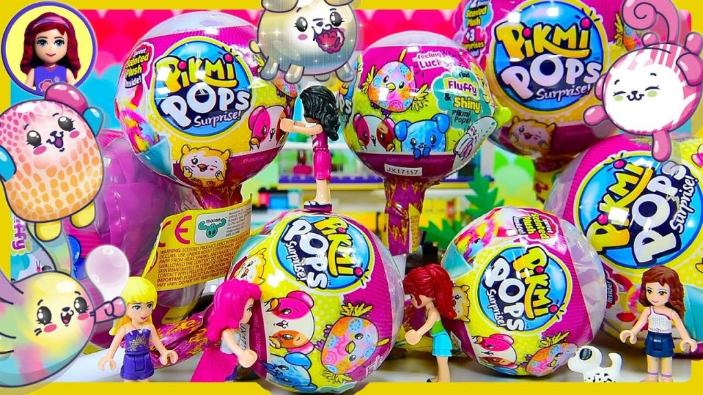 Pikmi Pops Surprise Lollipops Blind Bag Rare Super Shiny at Livi's Popstar House Kids Toys