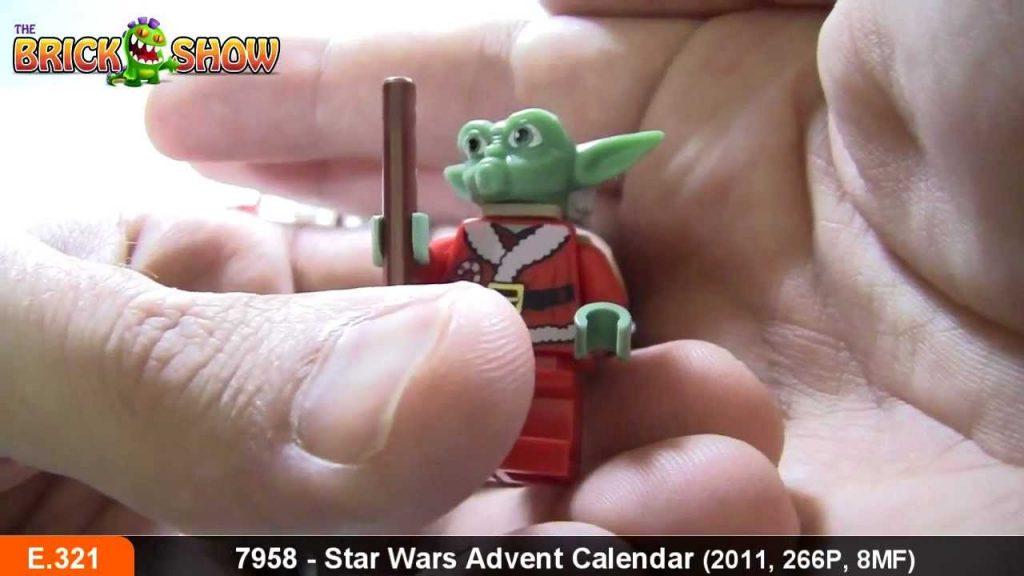 LEGO Star Wars 2011 Advent Calendar Review