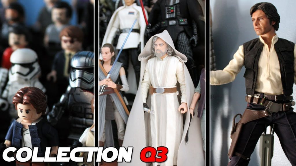 Collection Update (Q3 2017) – LEGO, Star Wars, Black Series, Hot Toys, Transformers, & More!
