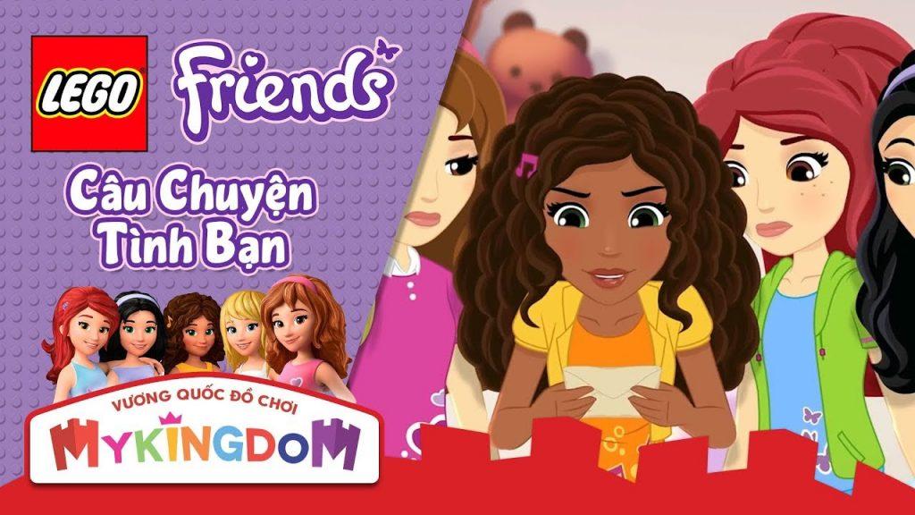 LEGO FRIENDS – Câu Chuyện Tình Bạn | Tập phim : Lá Thư Dài Bị Mất Tích
