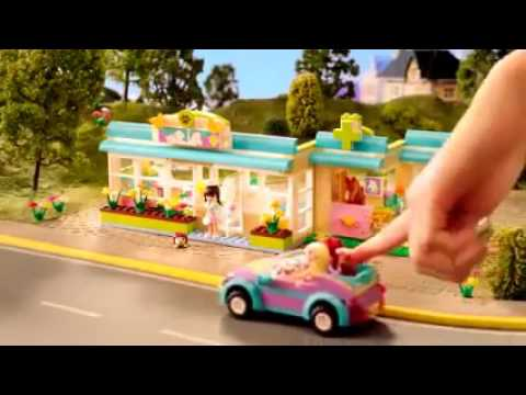 Lego Friends   Heartlake City Vet