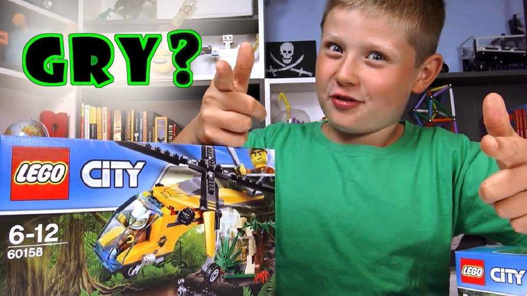 LEGO CITY JUNGLE i ważna wiadomość !