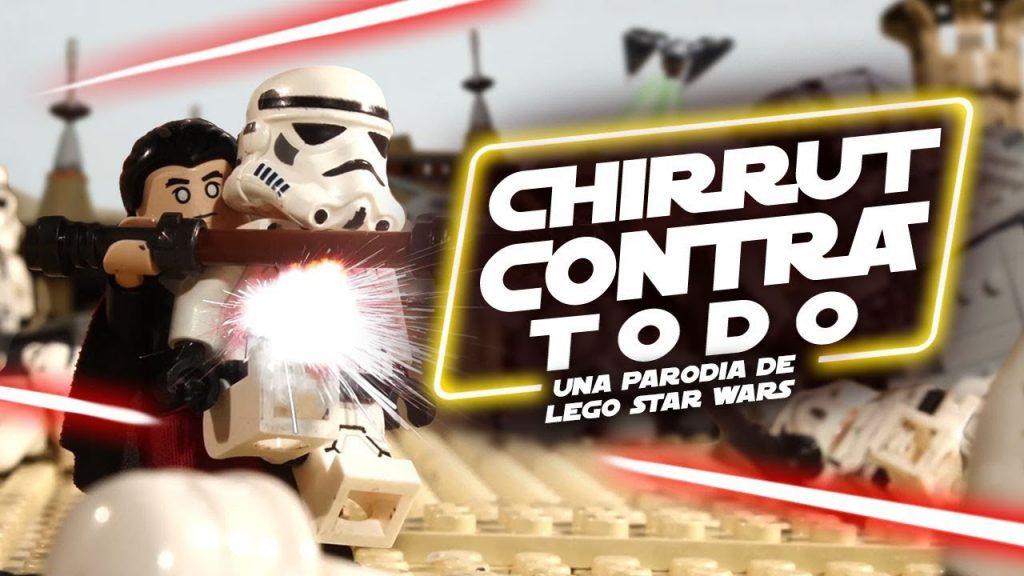 Chirrut Contra Todo – Una Parodia de Lego Star Wars