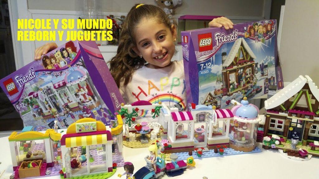 HISTORIAS DE LEGO FRIENDS/ STEPHANIE Y MIA INVITA A DANIEL A CENAR