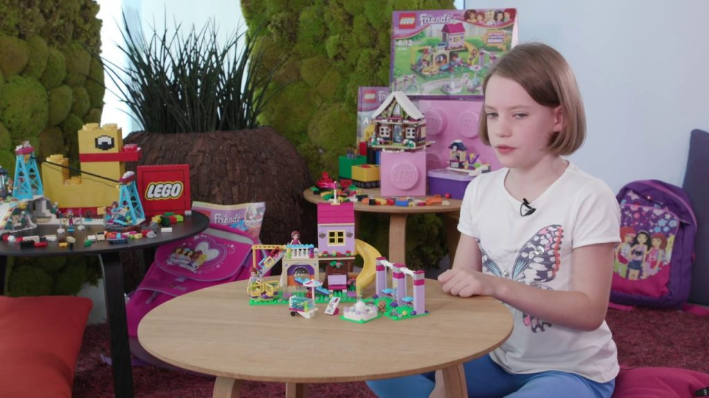 Interview with Sienna, winner of the – LEGO Friends – Designer competition
