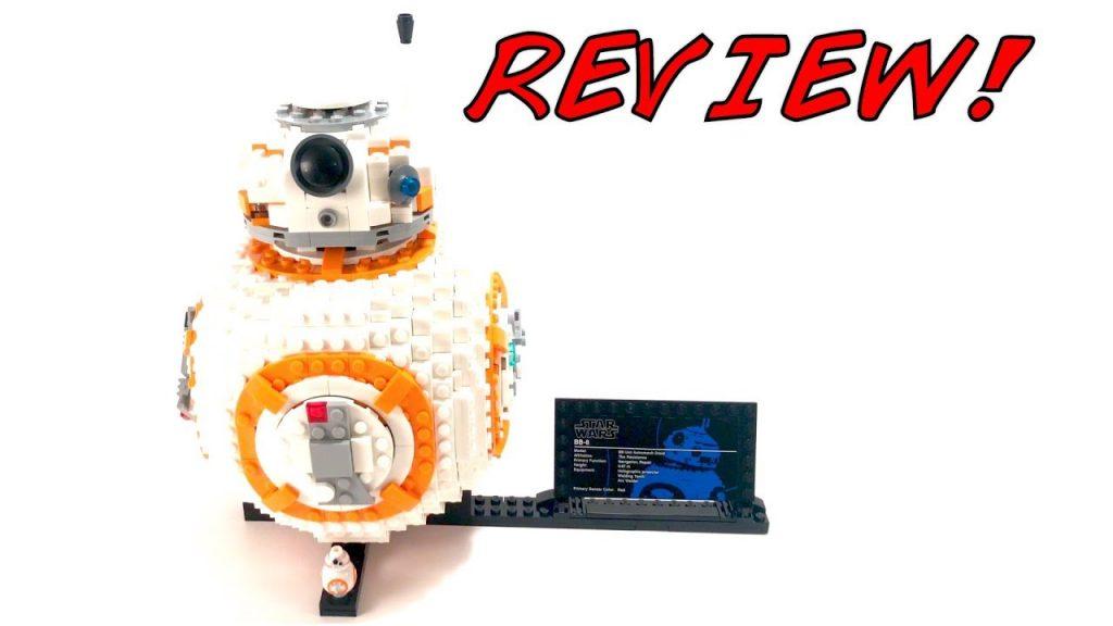 LEGO Star Wars 75187 UCS BB-8 Review! | The Last Jedi 2017 Set! | CUTE LEGO BB-8!