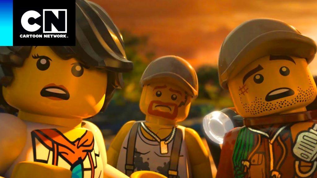 El murmullo de la jungla – Parte 1 | Lego City | Cartoon Network