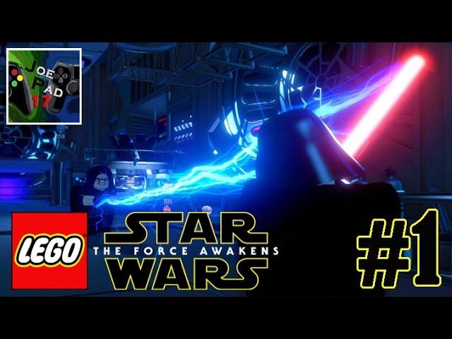 IL RITORNO DI DARTH VADER! – LEGO STAR WARS: IL RISVEGLIO DELLA FORZA #1 (HD)