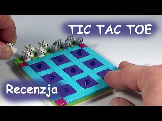 Lego Friends – Tic Tac Toe – 40265 – Recenzja