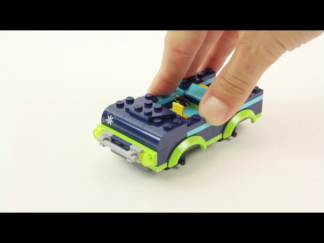 Lego Friends 41321 Snow Resort Off-Roader – Lego Speed Build