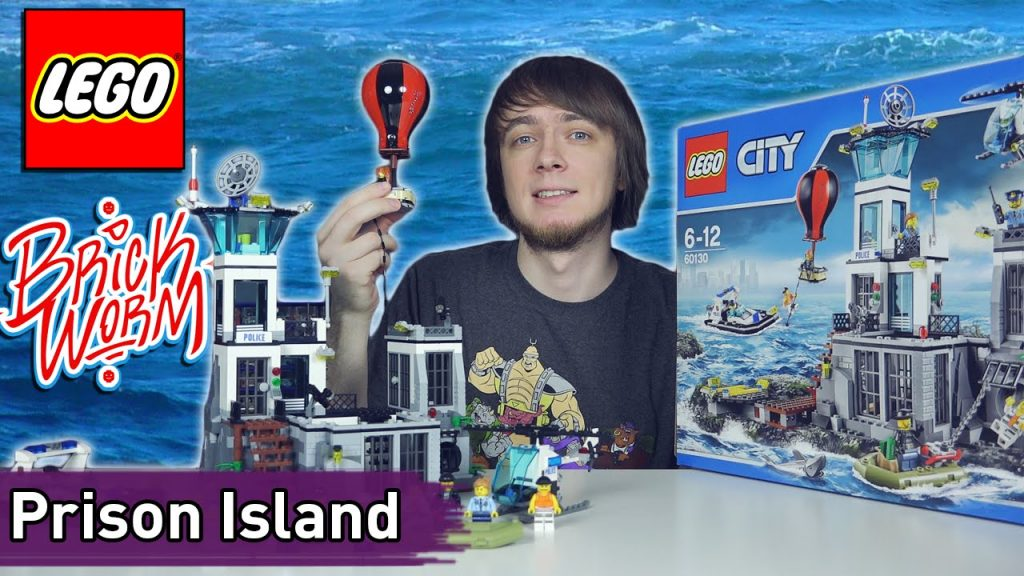 LEGO City: Prison Island (60130) – Brickworm