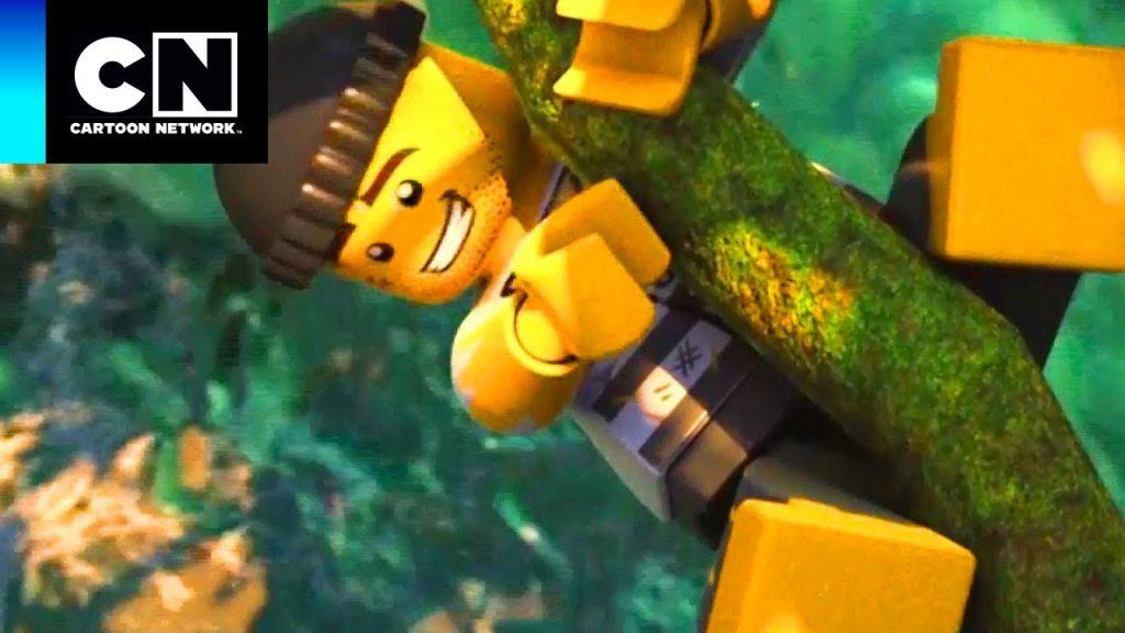 El murmullo de la jungla – Parte 2 | Lego City | Cartoon Network