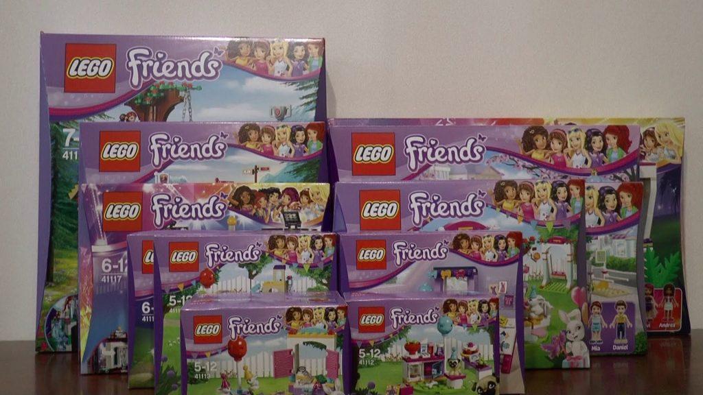 NOWOŚCI STYCZEŃ 2016 LEGO FRIENDS